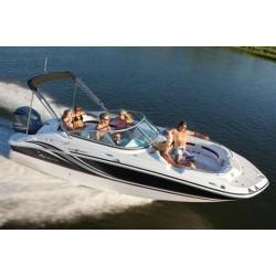 Hurricane Boat Adventure