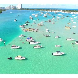 Sandbar Adventure from $200 Hr.