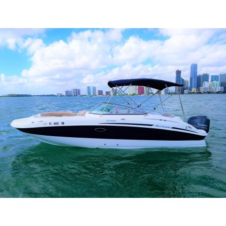 Sandbar Hurricane Boat