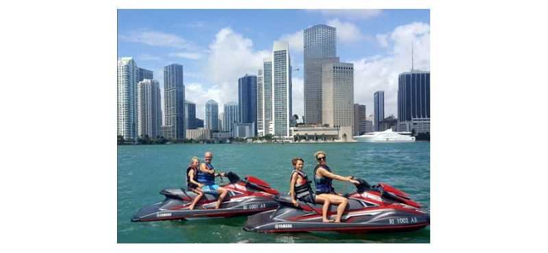 Ultimate Jetski Adventure